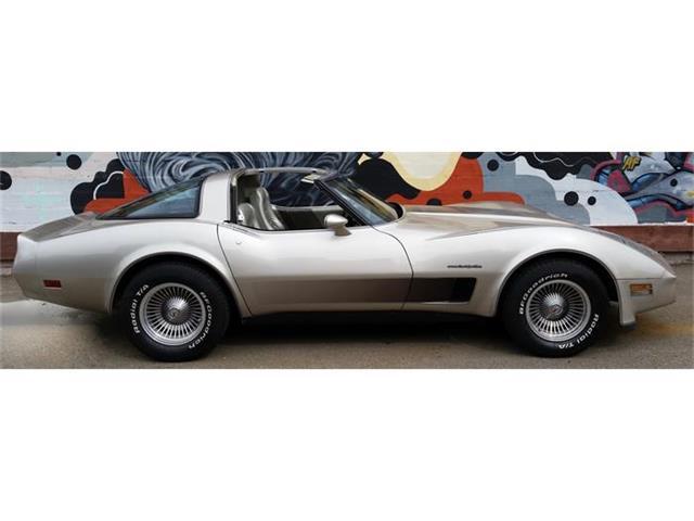 1982 Chevrolet Corvette | 817260
