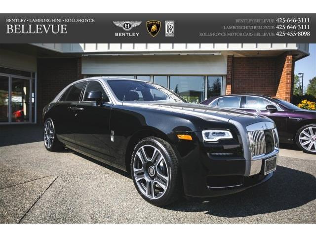 2016 Rolls-Royce Silver Ghost | 817269