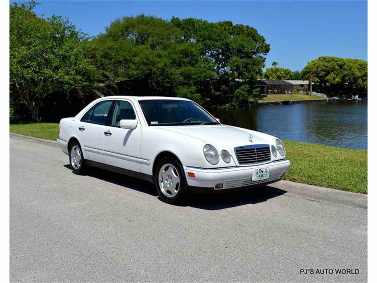 1999 mercedes benz e class for sale cc for Clearwater mercedes benz