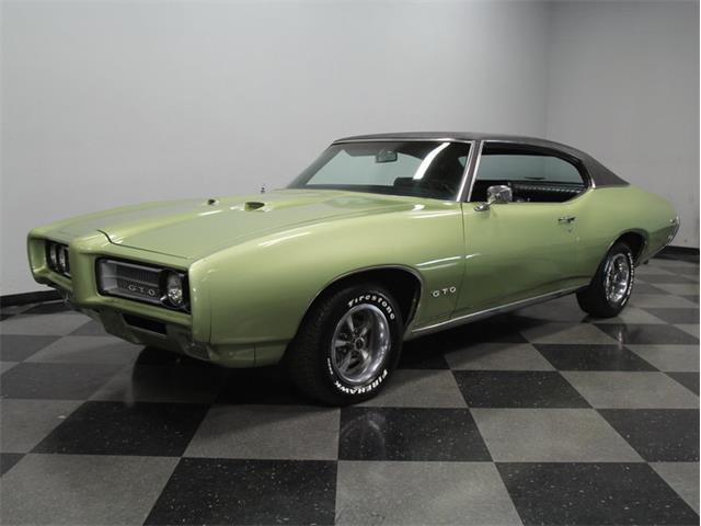 1969 Pontiac GTO | 817297