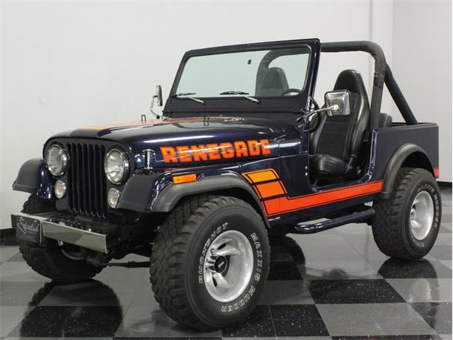 1984 Jeep CJ7 | 817298