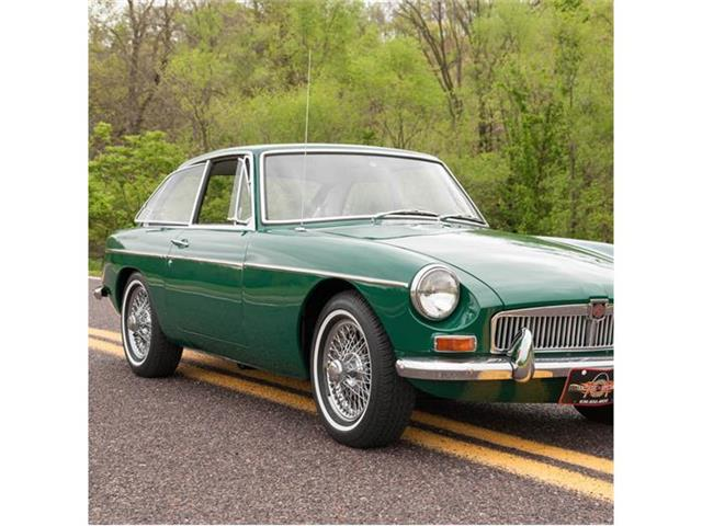 1968 MGB GT Coupe | 817307