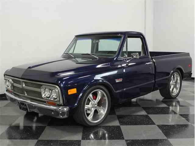 1970 GMC 1500   817308