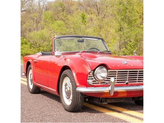 1964 Triumph TR4 | 817309