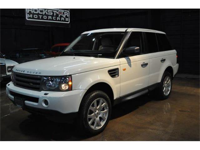 2008 Land Rover Range Rover Sport | 817321