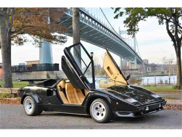 1984 Lamborghini Countach | 817328