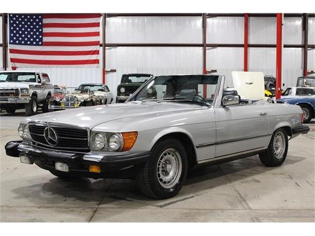 1984 Mercedes-Benz 380SL | 817345