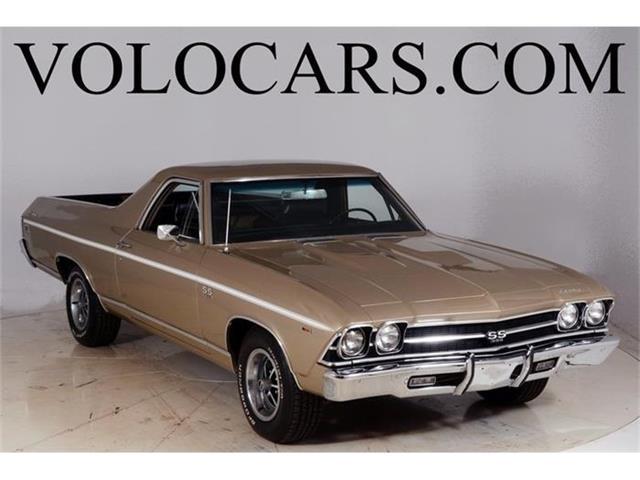 1969 Chevrolet El Camino SS 396 | 817350