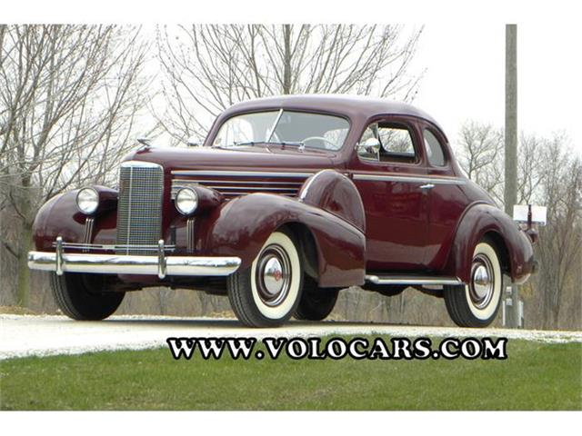 1938 LaSalle Model 5027 Deluxe Opera Coupe | 817351