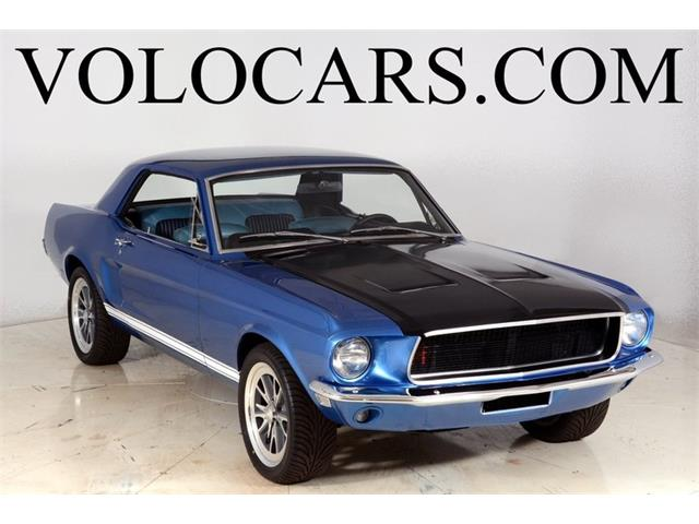 1968 Ford Mustang | 817352