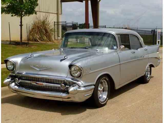 1957 Chevrolet Bel Air | 817371