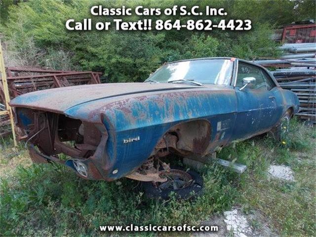 1969 Pontiac Firebird | 817372