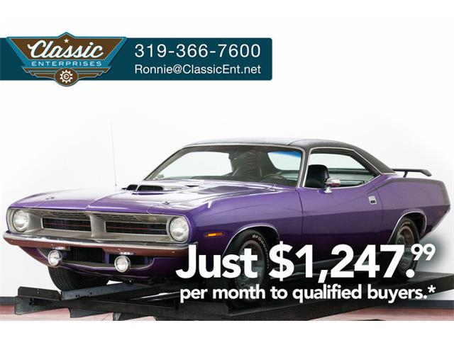 1970 Plymouth Barracuda | 817388