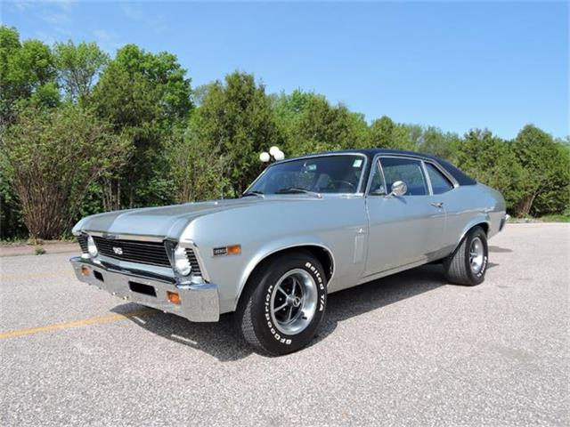 1969 Chevrolet Nova | 817394