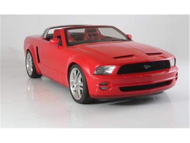 2004 Ford Mustang   817410