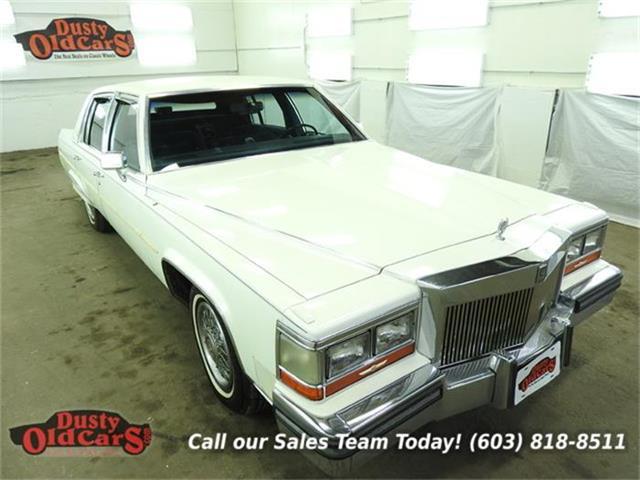 1986 Cadillac Fleetwood | 817424