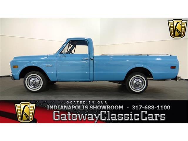1969 Chevrolet C/K 10   817461