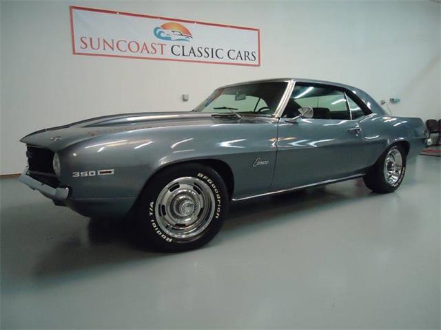 1969 Chevrolet Camaro | 817475