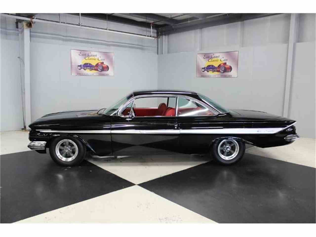 1961 Chevrolet Impala for Sale - CC-817992