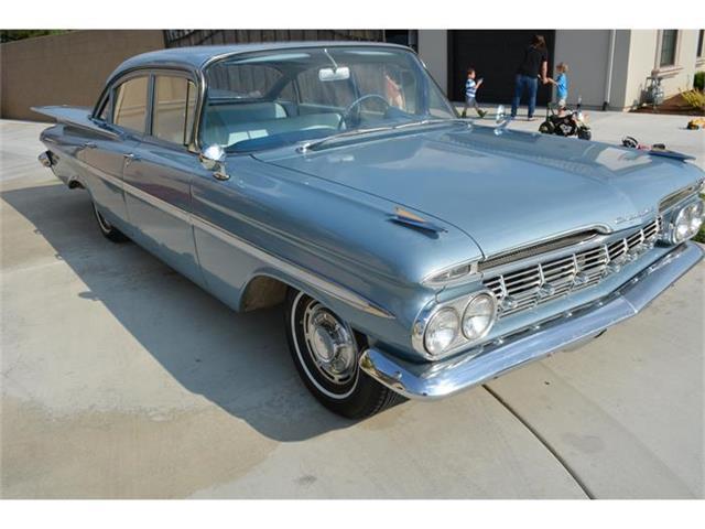 1959 Chevrolet Biscayne | 818580