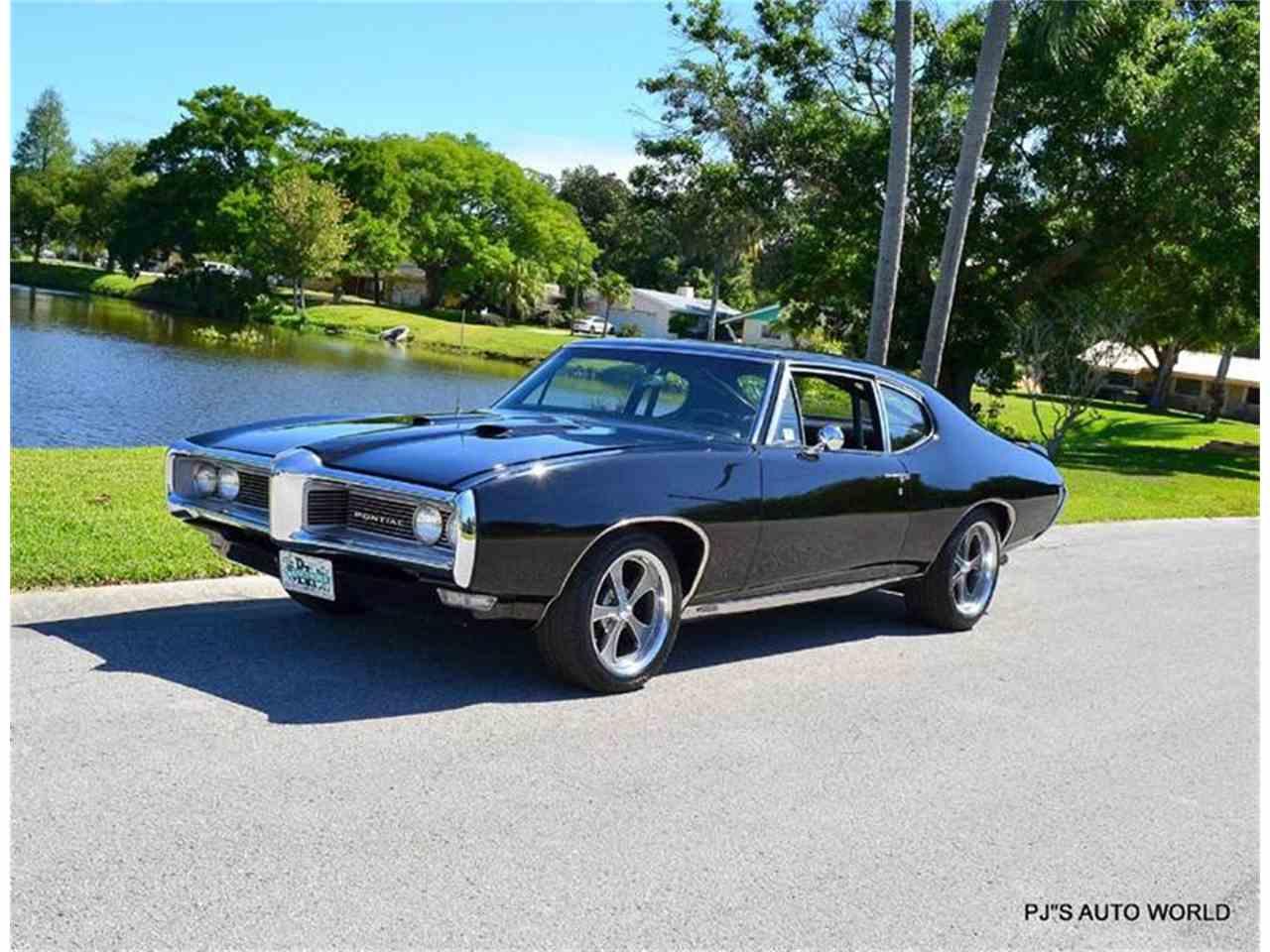 1968 Pontiac Tempest for Sale  ClassicCarscom  CC818589