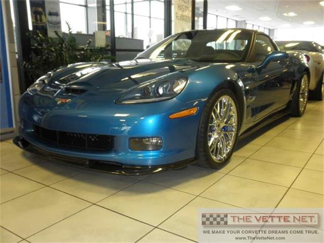 2009 Chevrolet Corvette | 818593