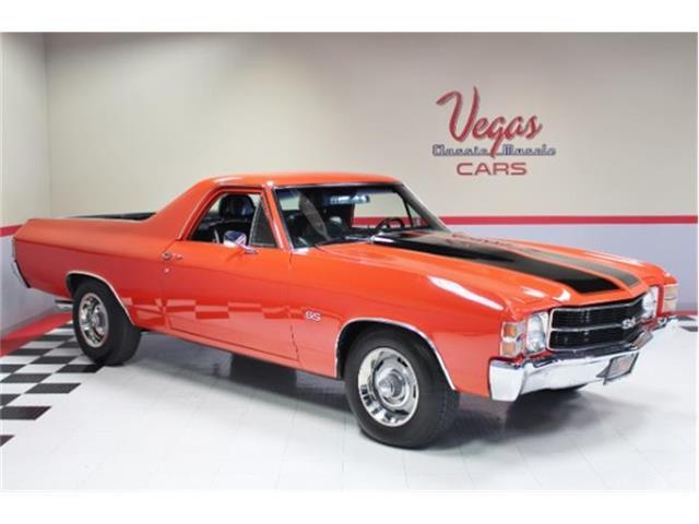 1971 Chevrolet El Camino | 818594