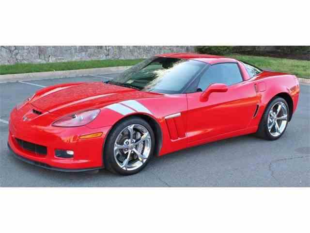 2012 Chevrolet Corvette | 818627