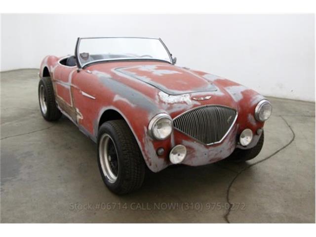 1953 Austin-Healey 100-4 | 818630