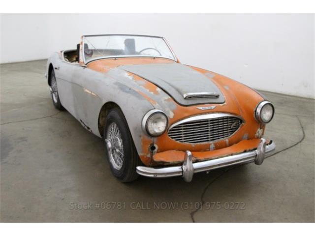 1960 Austin-Healey 3000 | 818634
