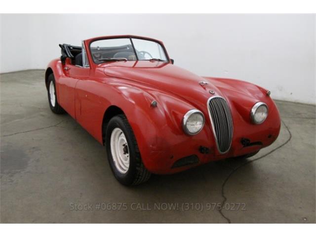 1954 Jaguar XK120 | 818643