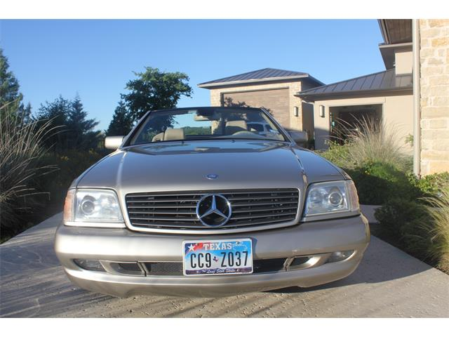 1998 Mercedes-Benz SL500 | 818645