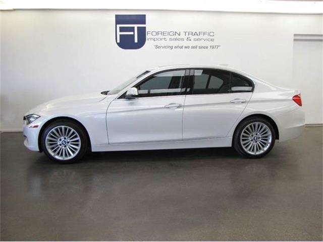 2013 BMW 3 Series   818705