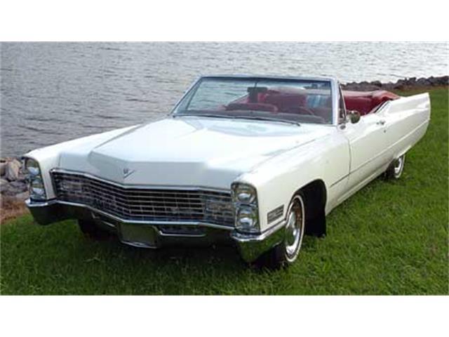 1967 Cadillac DeVille | 818712