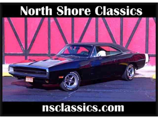 1970 Dodge Charger | 818715