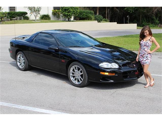 2002 Chevrolet Camaro SS | 818900