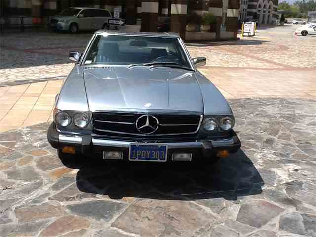 1984 Mercedes-Benz 380SL | 819216