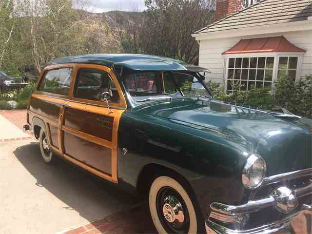 1951 Ford Woody Wagon | 819220