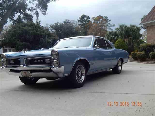 1966 Pontiac GTO | 819225
