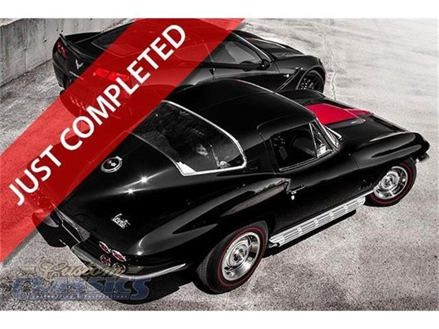 1967 Chevrolet Corvette 427/435hp | 819228