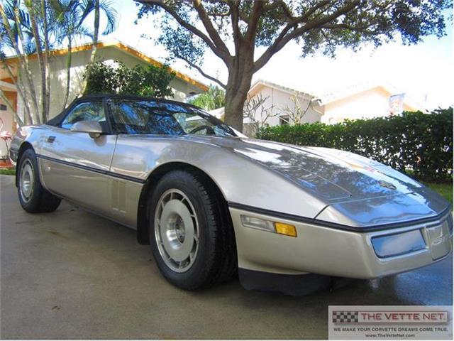1987 Chevrolet Corvette | 819236