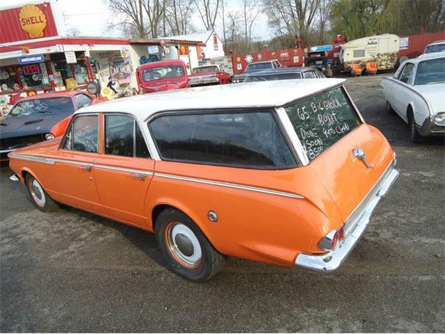 1965 Plymouth Valiant | 819237