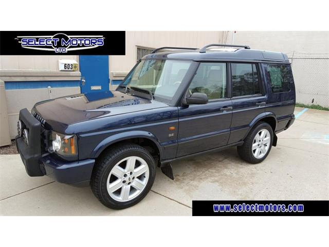 2003 Land Rover Discovery | 819238