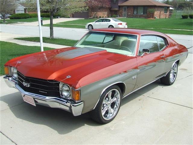 1972 Chevrolet Chevelle | 819242