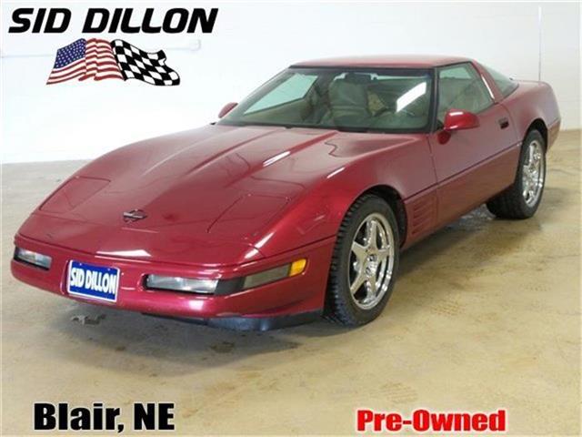 1992 Chevrolet Corvette | 819247