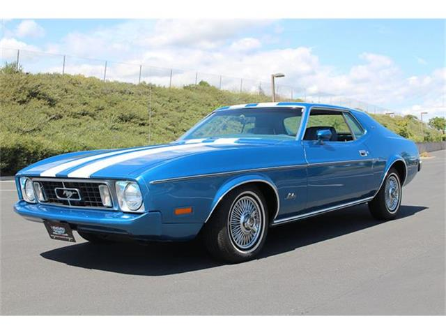 1973 Ford Mustang | 819253