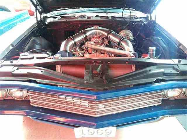 1969 Chevrolet Bel Air | 819259