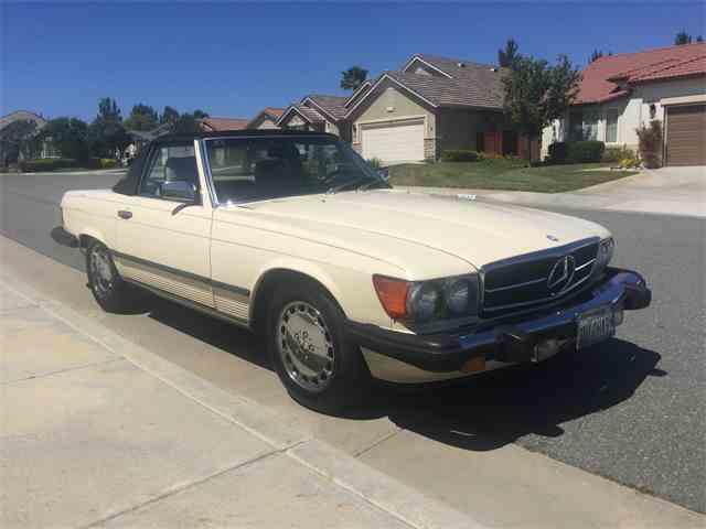 1989 Mercedes-Benz 560SL | 819773