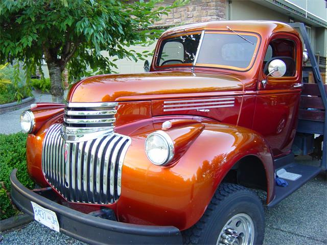 1946 Chevrolet Flatbed | 819778