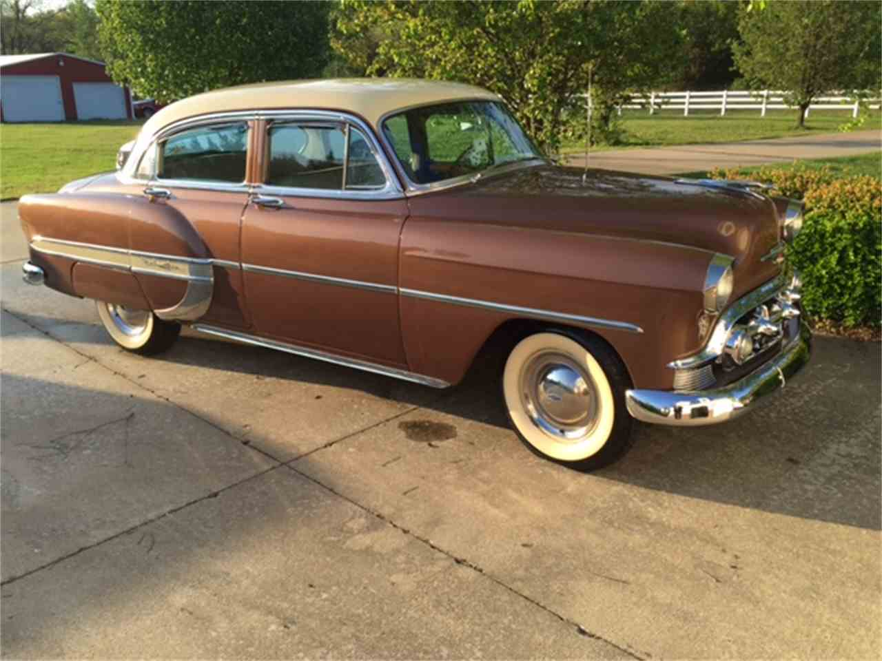 1953 Chevrolet Bel Air for Sale ClassicCars